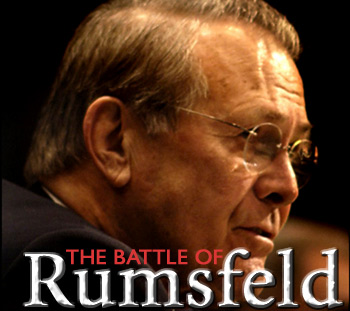 The Battle of Rumsfeld