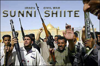 Iraq's Sunni-Shiite Civil War