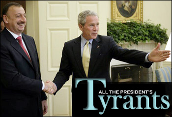 All the presiden't tyrants