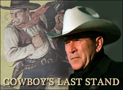 Cowboy's Last Stand